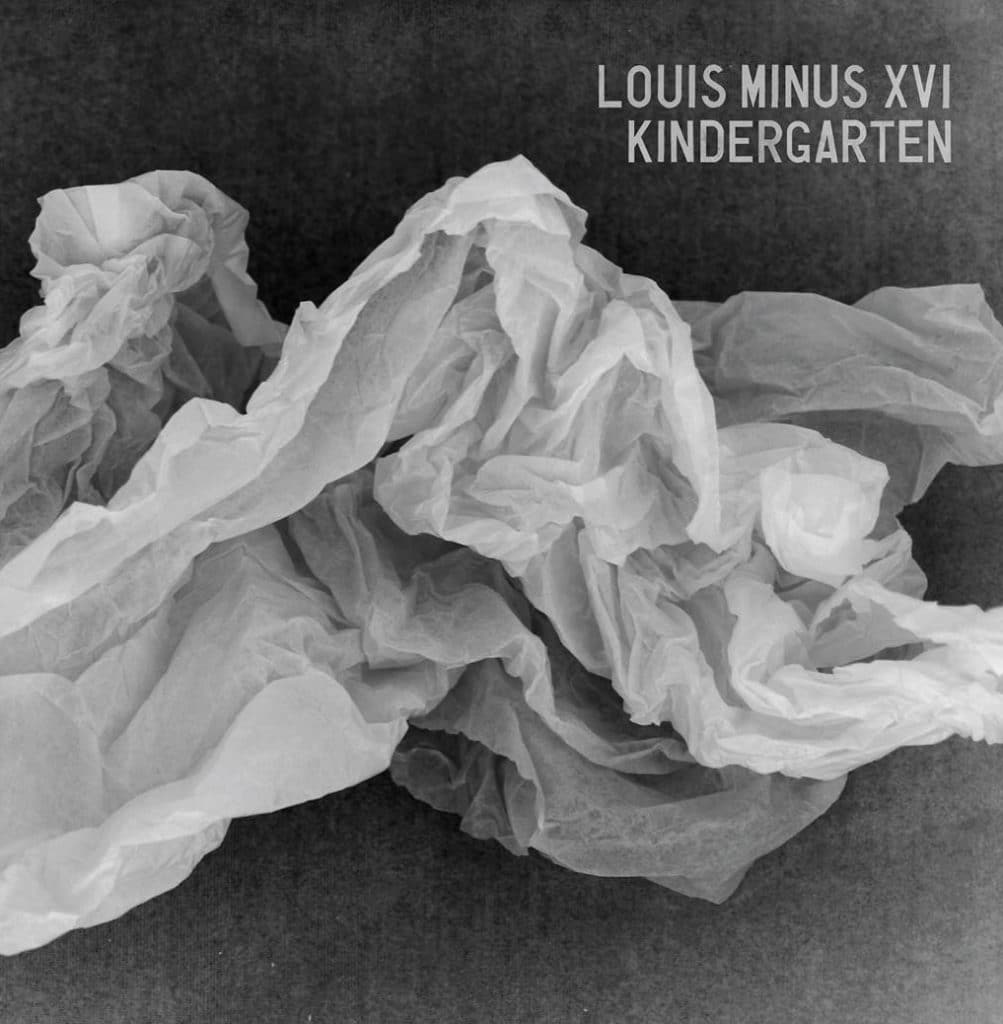 Louis Minus Seize Kindergarten Cover