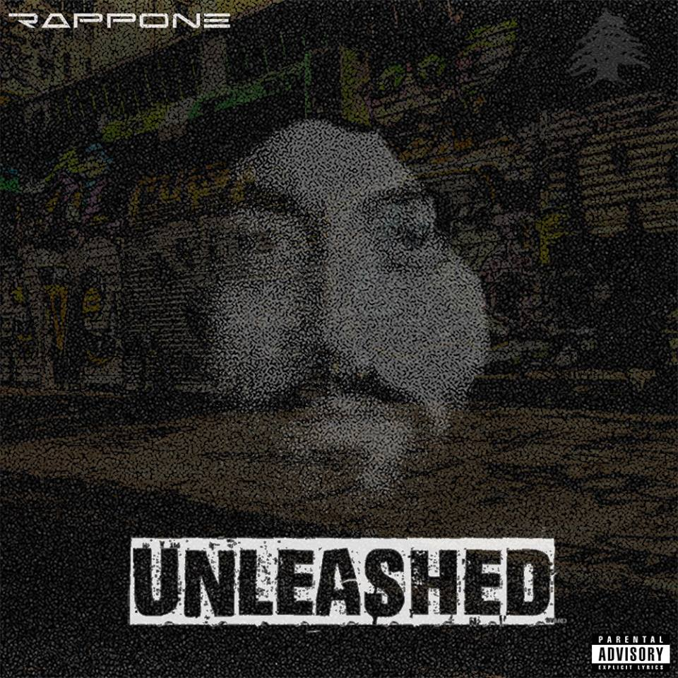 Rappone - Unleashed EP Front