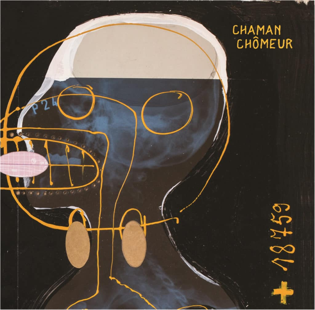 Chaman Chomeur EP Front