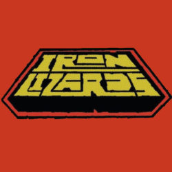 iron lizards red ep front