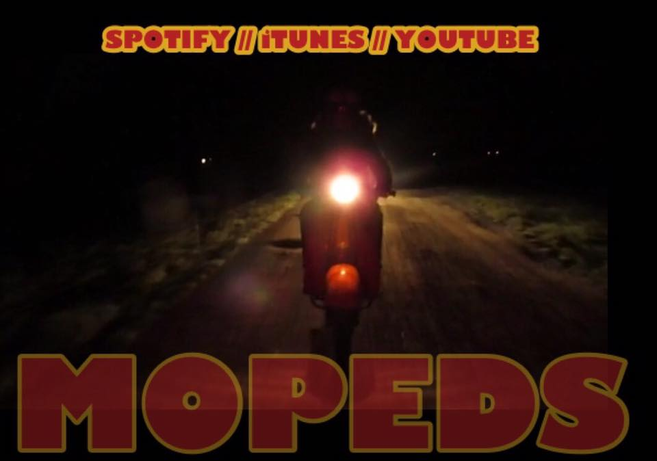 Relffoxes - Mopeds