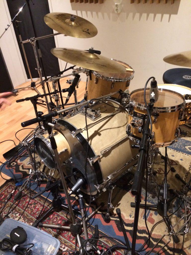 Bart Hackler Headache Recordings White Noise Studio 4