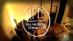 Hollywoodfun Downstairs White Noise Sessions