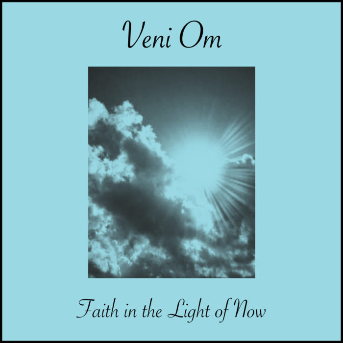 Veni Om - Tape Cover - White Noise Studio
