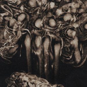 Sordide Hier Deja Mort - Artwork By Henry Klein