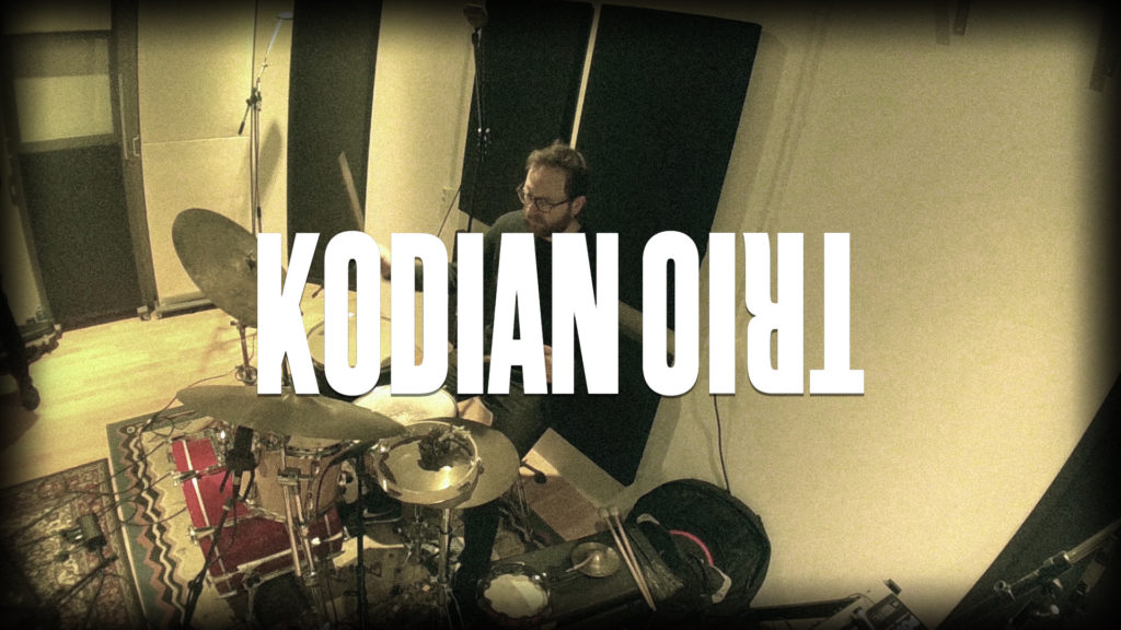 White Noise Studio kodian trio 2