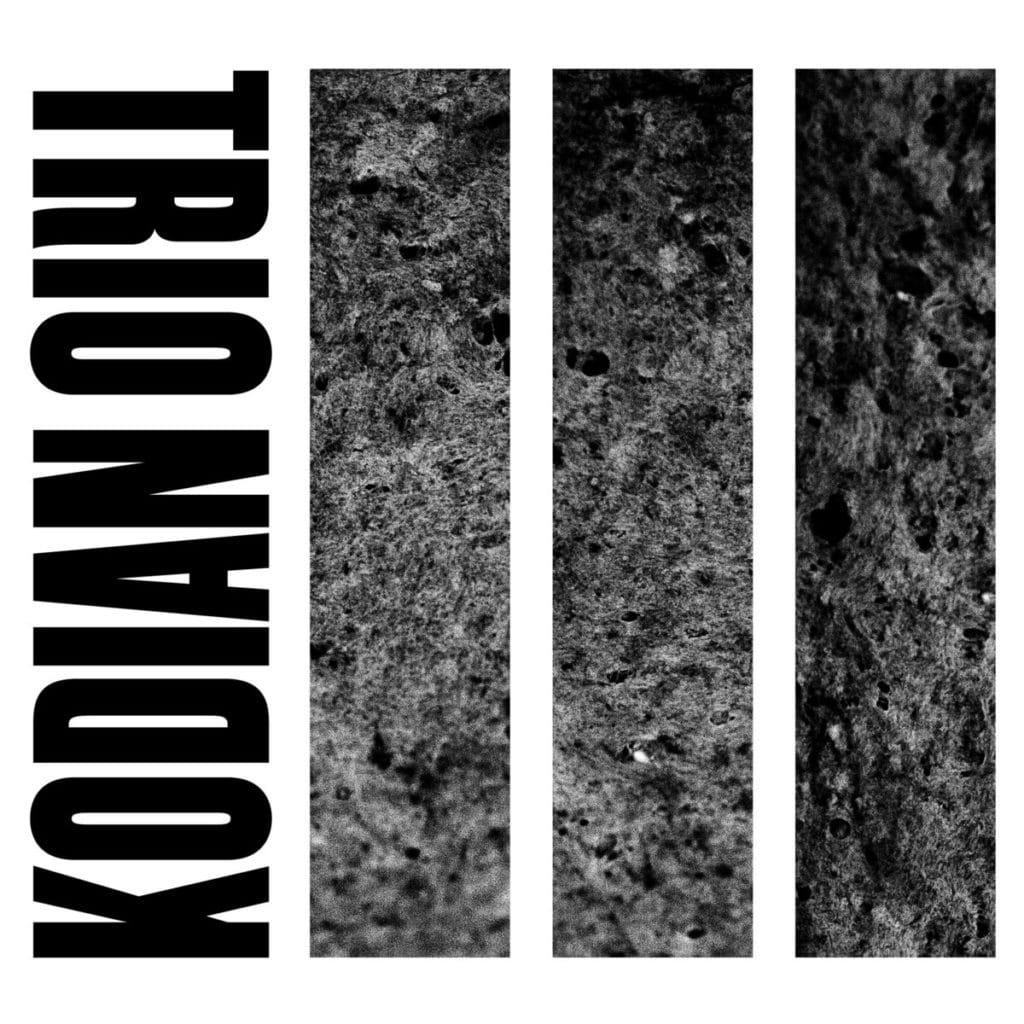 Kodian Trio III artwork by Lasse Marhaug