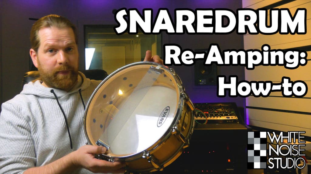 Snare Drum Re-Amping