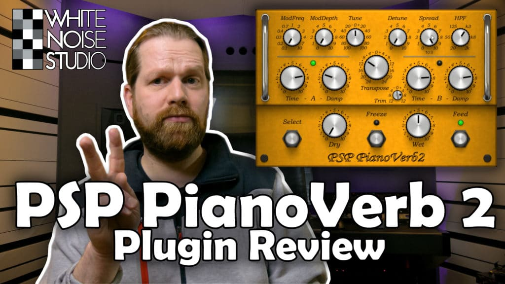 psp pianoverb 2 vst plugin review