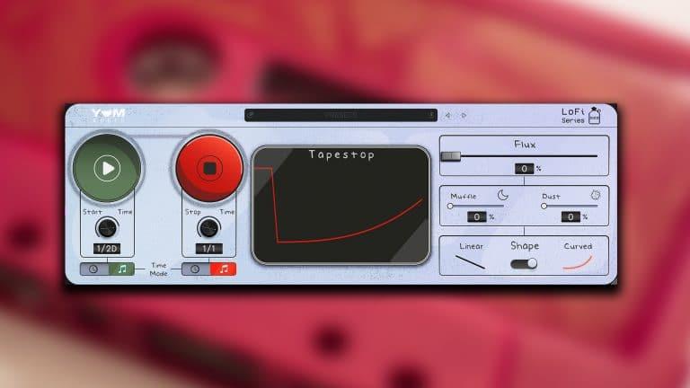 yum audio tapestop
