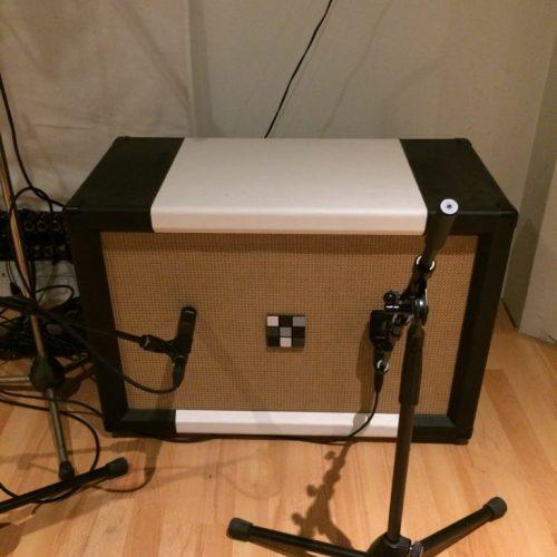 Pearl WNS 2x12 Cabinet White Noise Studio